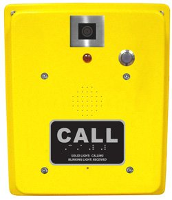 RATH® 986DIPP Access Control Emergency Phone with Camera