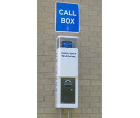 RATH® Call Station at Carroll University, Waukesha, WI