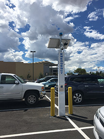 RATH®  9 ft Towers Cochise College, Sierra Vista, AZ