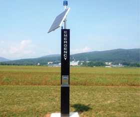 RATH® Tower on the Elizabeth DeNunzio Memorial Trail- Mount Saint Mary's University, Emmitsburg, MD