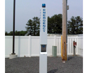 RATH® Tower at the Federal Marshal Service, Egg Harbor Township, NJ