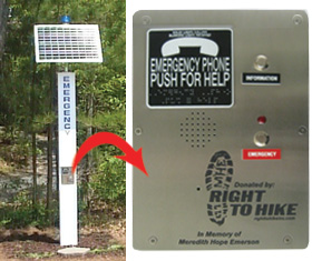 RATH® Right to Hike Memorial Tower, Gwinnett, GA