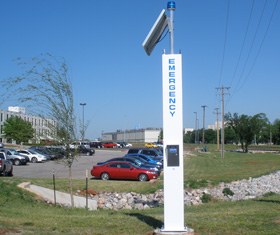 RATH® Tower at the Rose State College, Midwest City, OK