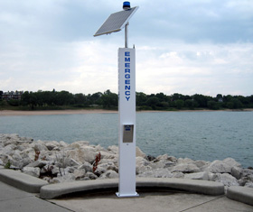 RATH® Towers on the Lake Michigan Walkway, Sheboygan, WI