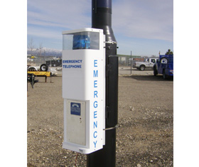 RATH® Call Station at Sloan Security Group, Boise, ID