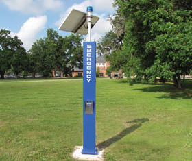 Rath Security Tower at Southern Louisiana Community College, Lafayette, LA
