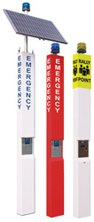RATH® 9 ft Emergency Towers - Solar, Standard or Rally Point