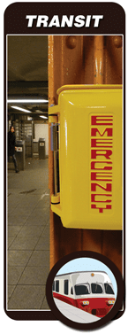 Emergency Phones for Transit Locations