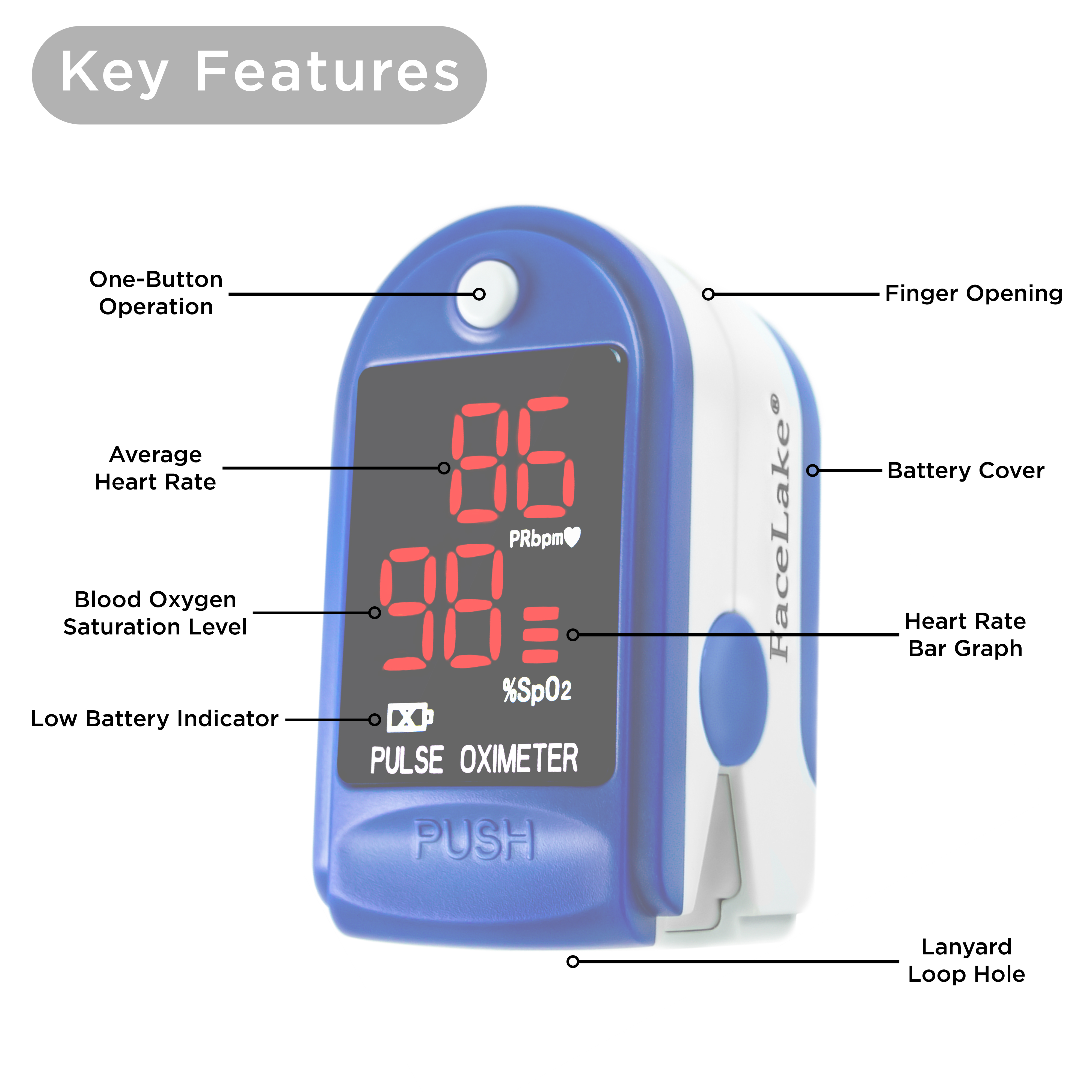 cms50dl pulse oximeter blood oxygen monitor fl400
