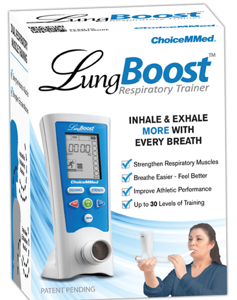 Lung boost