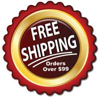 Free Ground Shipping on Great Menu Cover orders over $99
