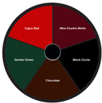 Leatherette Binding Color Options