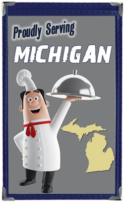 Great Menu Covers proudly serves restaurants in Michigan with their menu covers and accessories