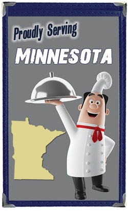 Great Menu Covers proudly serves restaurants in Minnesota with their menu covers and accessories