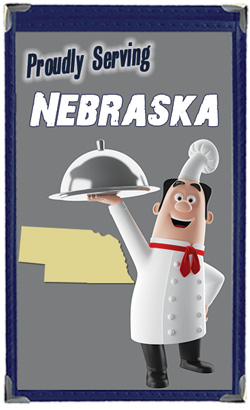 Great Menu Covers proudly serves restaurants in Nebraska with their menu covers and accessories