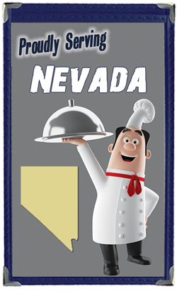 Great Menu Covers proudly serves restaurants in Nevada with their menu covers and accessories