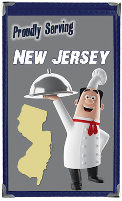 Great Menu Covers proudly serves restaurants in New Jersey with their menu covers and accessories
