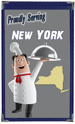 Great Menu Covers proudly serves restaurants in New York with their menu covers and accessories