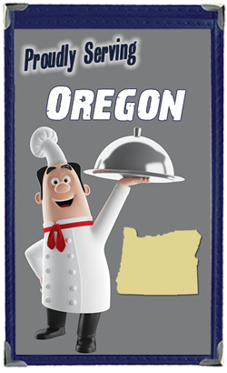 Great Menu Covers proudly serves restaurants in Oregon with their menu covers and accessories