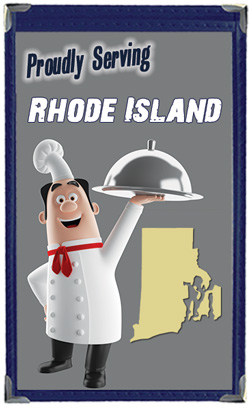 Great Menu Covers proudly serves restaurants in Rhode Island with their menu covers and accessories