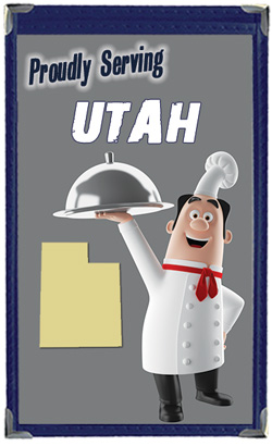 Great Menu Covers proudly serves restaurants in Utah with their menu covers and accessories