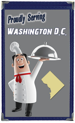 Great Menu Covers proudly serves restaurants in Washington D.C. with their menu covers and accessories