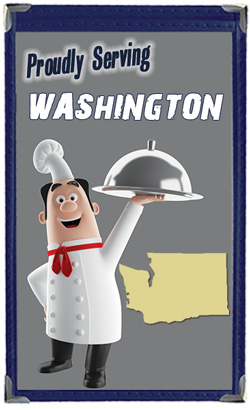 Great Menu Covers proudly serves restaurants in Washington with their menu covers and accessories