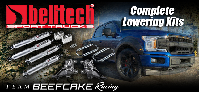 Belltech Suspension Lowering Kits