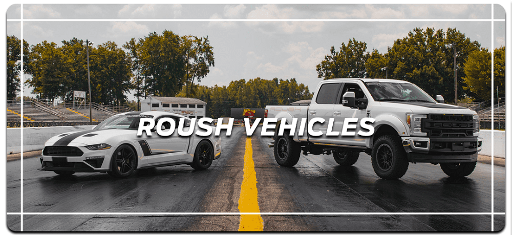 LFP Roush Mustang & F150 Truck Packages