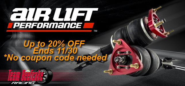 Airlift Suspension 20% OFF Sale