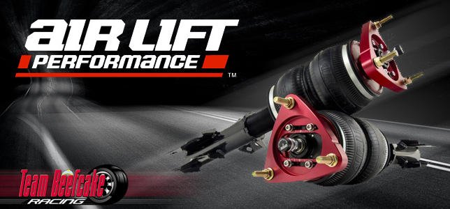 Airlift Suspension Air Ride Lowering Kits