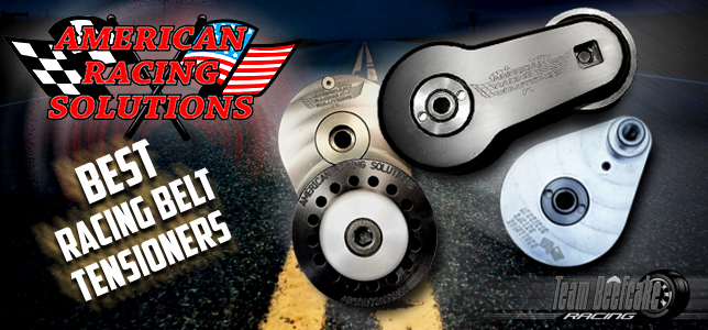 American Racing Solutions Supercharger Belt Tensioners
