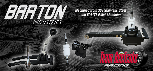 Barton Industries Short Throw Performance Shifters