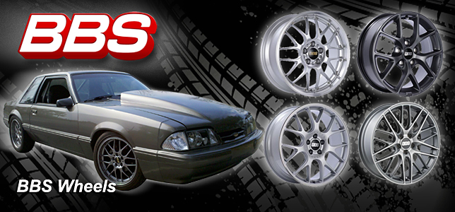 BBS Wheels - Lightweight Racing Wheels