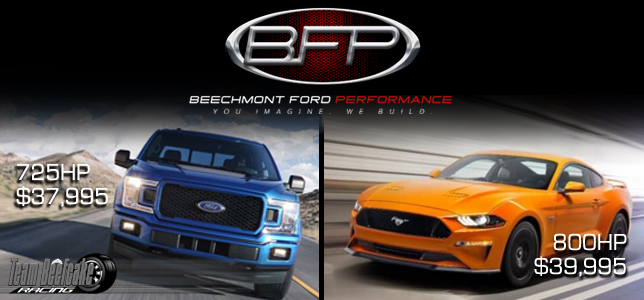 Beechmont Ford Performance