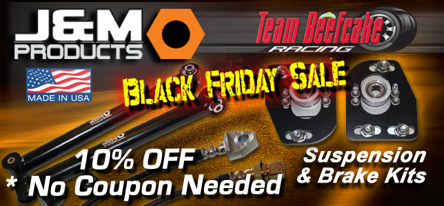 Black Friday Sale J&M Products