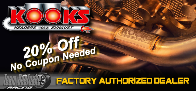 Kooks Headers & Exhaust Sale