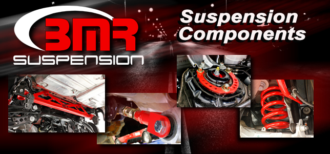 BMR Performance Suspension