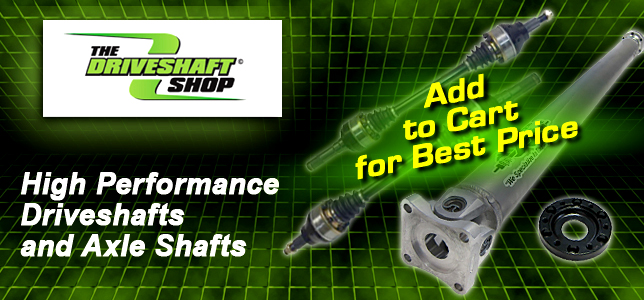 Driveshaft Shop Sale