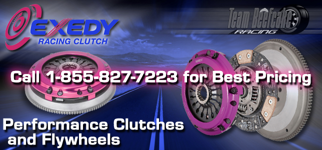 Exedy Racing Clutch Kits & Flywheels