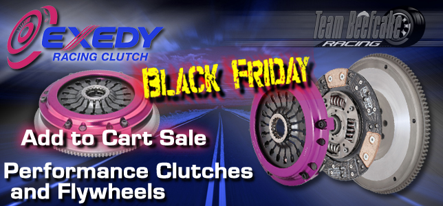 Black Friday Sale Exedy Racing Clutch Kits