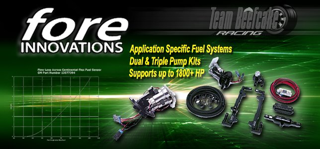 Fore Innovations Fuel Systems