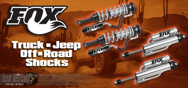 Fox Shocks Truck Jeep Off-Road Shocks