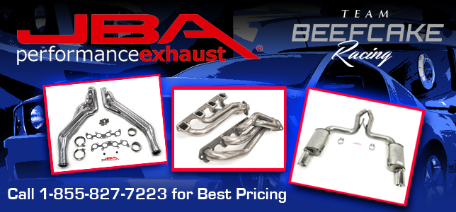JBA Performance Headers and Exhaust