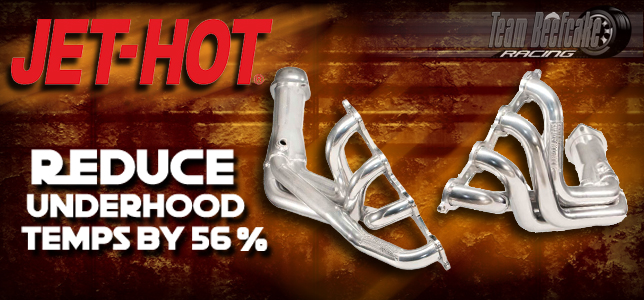 Jet Hot Coated Headers by Kooks