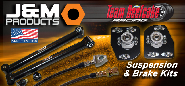 J&M Products Performance Suspension & Brakes