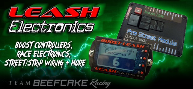 Leash Electronics - Boost Leash, Nitrous Controllers