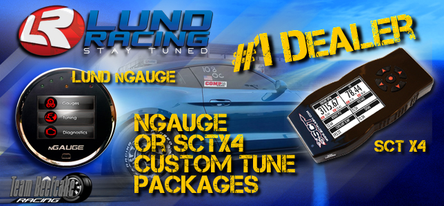 Lund Racing Custom Tune for nGauge And SCTx4