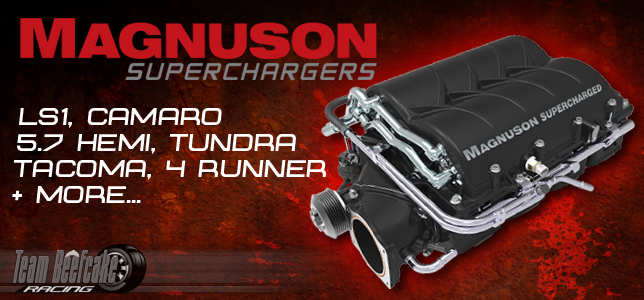 Paxton Supercharger Ls1