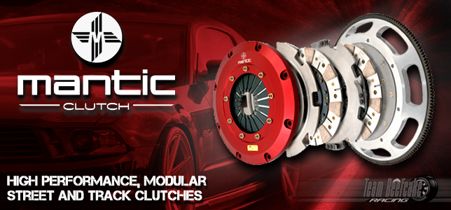 Mantic Clutch USA Twin and Triple Disc Clutch Kits